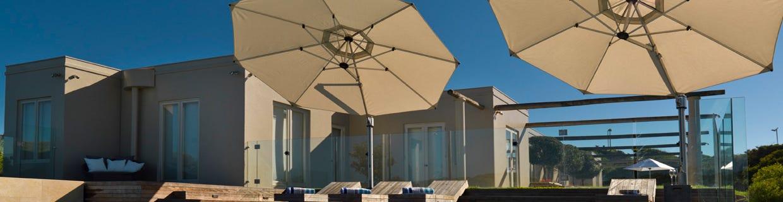 Commercial umbrellas