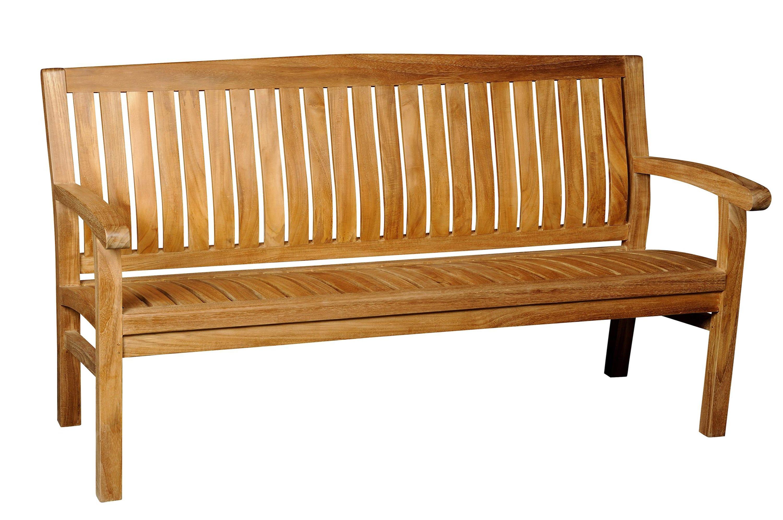 Outdoor furniture bench teak kingston 180cm bench in vic for Furniture kingston