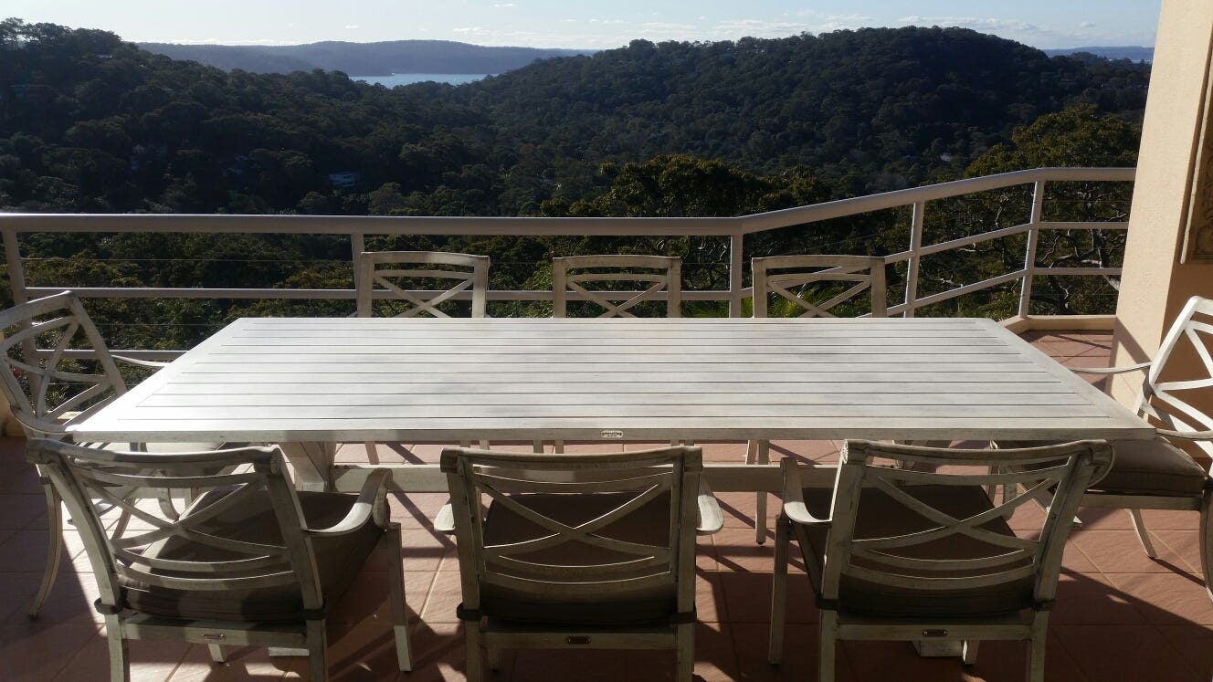Is this the best outdoor table in australia for Outdoor furniture erina